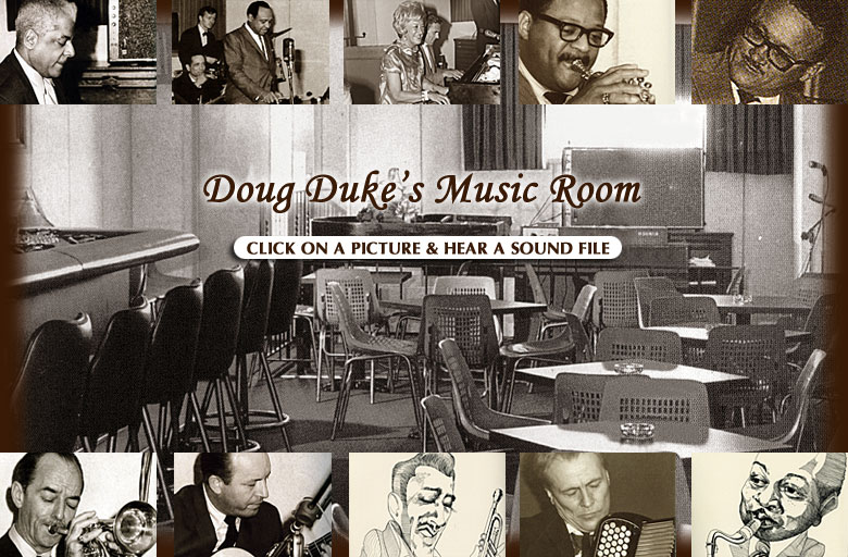 Doug Duke's Music Room