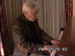 Walter At The Piano